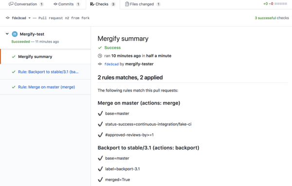 A Sneak Peek at the New Mergify